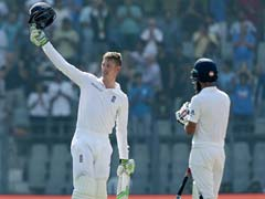 Keaton Jennings Says Scoring Century on Debut is a Dream Come True