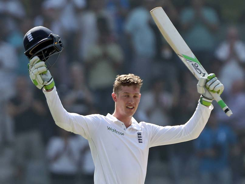 Keaton Jennings Becomes 19th English Player To Score Ton On Test Debut