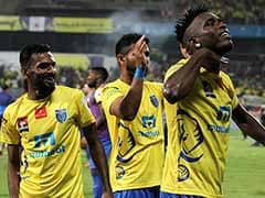 ISL: Kerala Blasters Defeat Delhi Dynamos in 1st Leg Of Semi-Finals