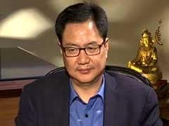 Nagaland Election: Kiren Rijiju Appeals To Parties Not To Boycott Polls