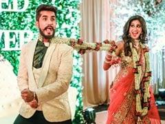 किश्वर-सुयश की शादी, बिग बॉस में 'भाई' बने प्रिंस का दिया लहंगा पहन कर बनी दुल्हन