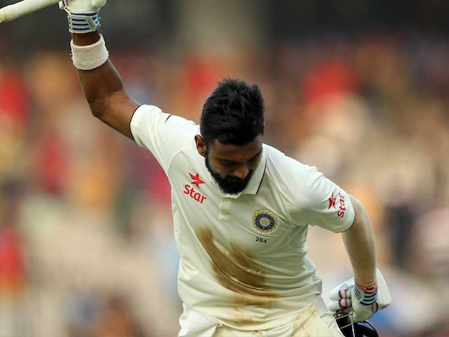 KL Rahul Says Pressure of Double Hundred Got to Him, After Getting Out on 199