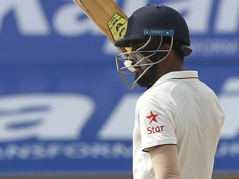 KL Rahul's Record-Breaking Innings vs England Ends on 199