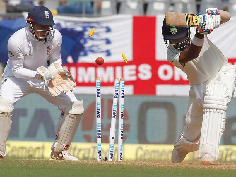 Live Cricket Score - India vs England, 4th Test, Day 2, Mumbai: England Taste First Blood, Get KL Rahul for 24