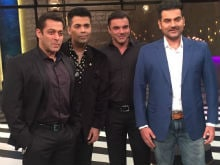 <i>Koffee With Karan 5</i>: Salman Khan And Brothers Will Be On Episode 100