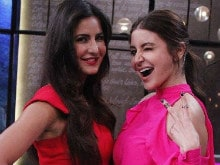 <I>Koffee With Karan 5</i>: Deepika Padukone Gives Anushka, Katrina A Good Review