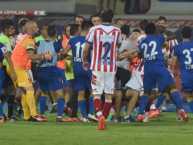 ISL: Atletico de Kolkata Enter Final, Defeat Mumbai City FC