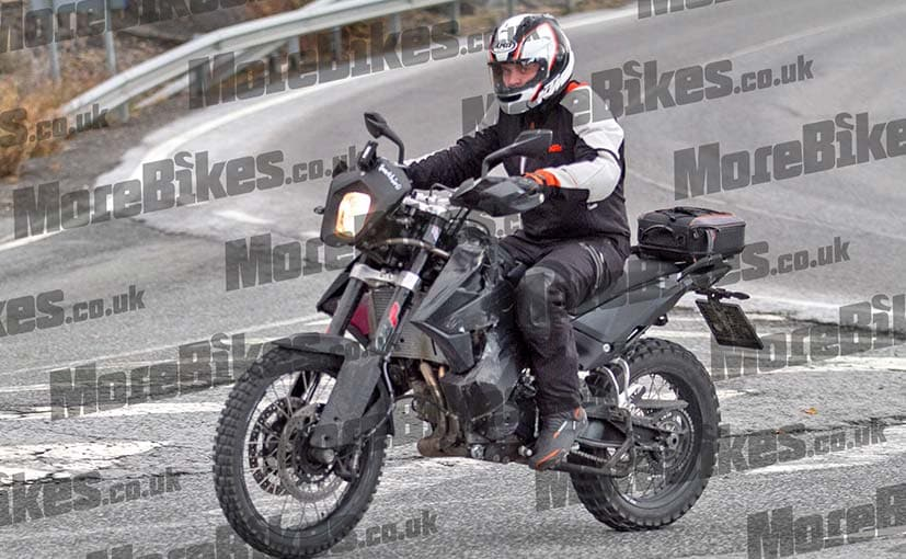 2018 ktm adventure bikes. delighful 2018 ktm 800 enduro prototype in 2018 adventure bikes