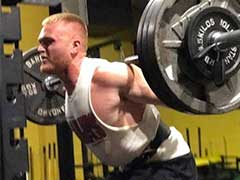 Weightlifter Dies After 315-Pound Barbell Drops on His Neck