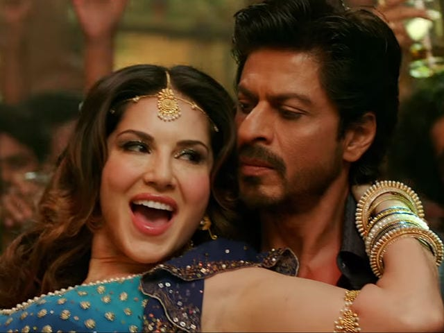Raees Song: Sunny Leone Slays In New Age Laila Main Laila. Shah Rukh Khan, Move Over
