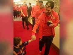Lionel Messi Finally Meets Afghan Boy Who Became Viral Sensation