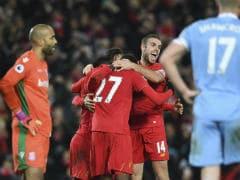 Premier League: Liverpool Come Roaring Back to Demolish Stoke City
