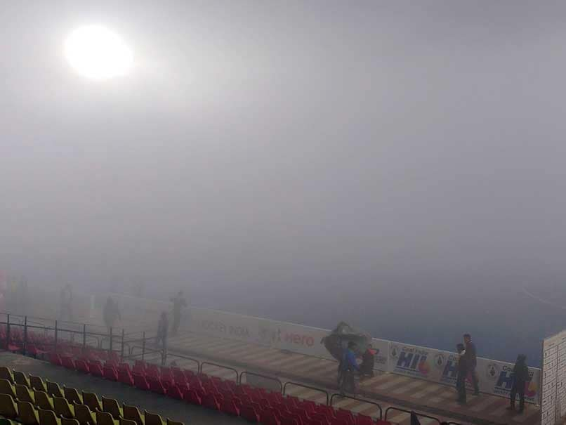 Dense Fog Makes FIH Worry Ahead of Junior Hockey World Cup