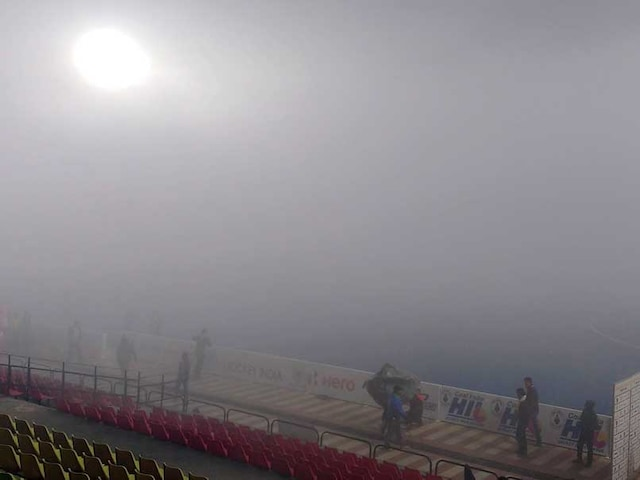 Dense Fog Makes FIH Worry Ahead of Junior Hockey World Cup