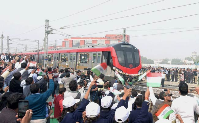 आज है लखनऊ मेट्रो का स्पीड टेस्ट, पास हुई तो जल्द मिलेगी हरी झंडी