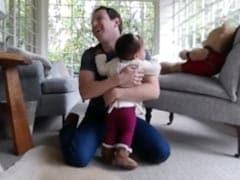 Mark Zuckerberg Shares Adorable 360-Degree Video Of Daughter Max Walking