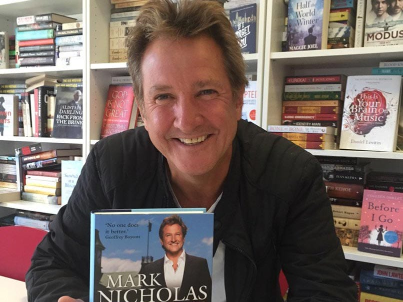 Aus v Pak: Cricket Commentator Mark Nicholas Hospitalised With Suspected Burst Appendix