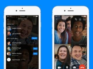 फेसबुक मैसेंजर ऐप से अब ग्रुप वीडियो कॉल कर पाएंगे आप