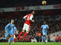 Premier League: Arsenal Fend Off Stoke City, Watford Stun Everton