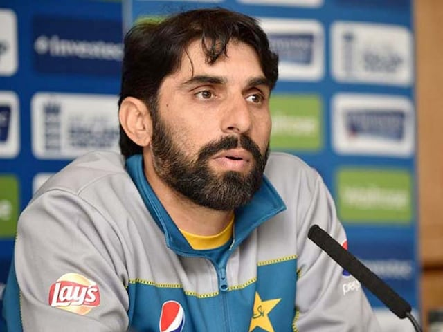 Misbah-Ul-Haq Dismisses Rumours Of Applying For Head Coach Role