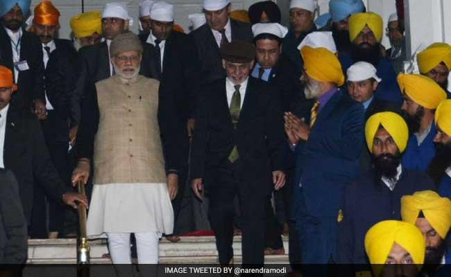 PM Narendra Modi Invokes Amritsar's Close Links With Afghanistan