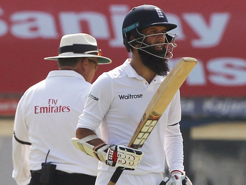 Moeen Ali Makes A Mark For Tested England Batting