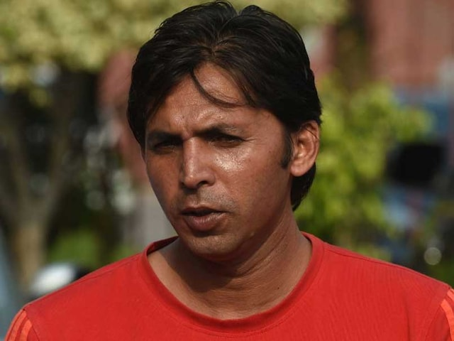 Mohammad Asif raises the question on PCB by saying
