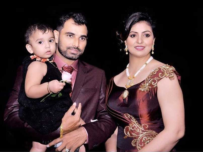 Cricketer Mohammed Shami Posts Photo On Facebook, Trolled Over Wife's Outfit