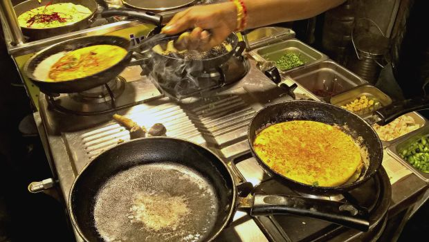 Ever Heard of a Vegetarian Omelet? Here's Where You Can Try One