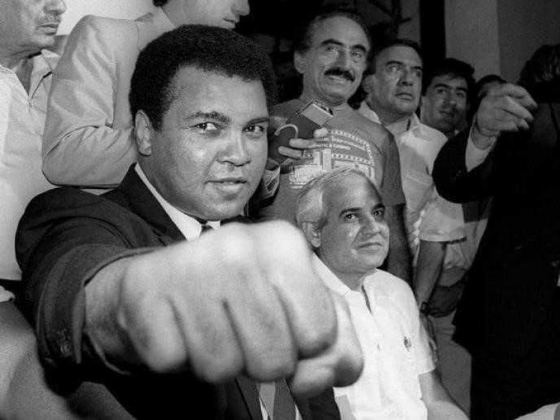 Yearender 2016: Sports World Bids Goodbye to Muhammad Ali, Martin Crowe Among Others