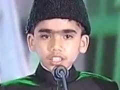 पाकिस्तान में छठी कक्षा के छात्र ने अपने भाषण की चोरी के लिए राष्ट्रपति कार्यालय पर मुकदमा किया
