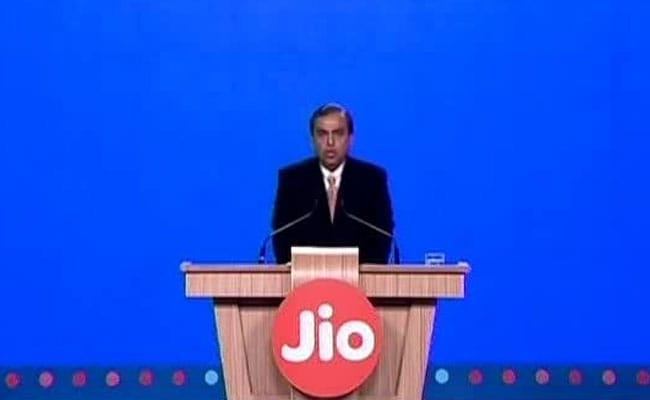 Reliance Jio To Invest Rs 10,000 Crore In Uttar Pradesh Over 3 Years