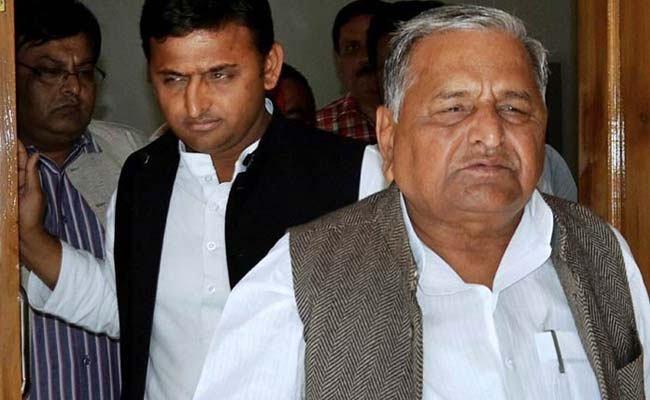 'What Happened?' Supreme Court On 2007 Mulayam Singh-Akhilesh Yadav Case