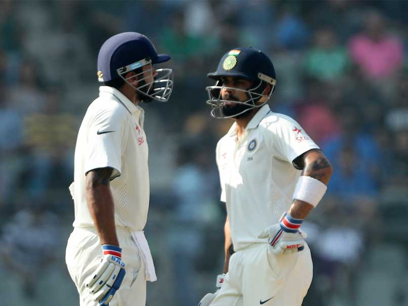 Murali Vijay Ton Propels India to 348/6 vs England at Tea