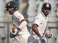 India vs England: Murali Vijay, Cheteshwar Pujara Script Apt Response to Formidable Total