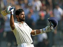 Murali Vijay Says Break Before Mumbai Test Helped Him Regain Batting Form