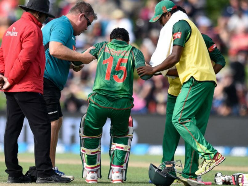 Mushfiqur Rahim Ruled Out of New Zealand vs Bangladesh ODI Series