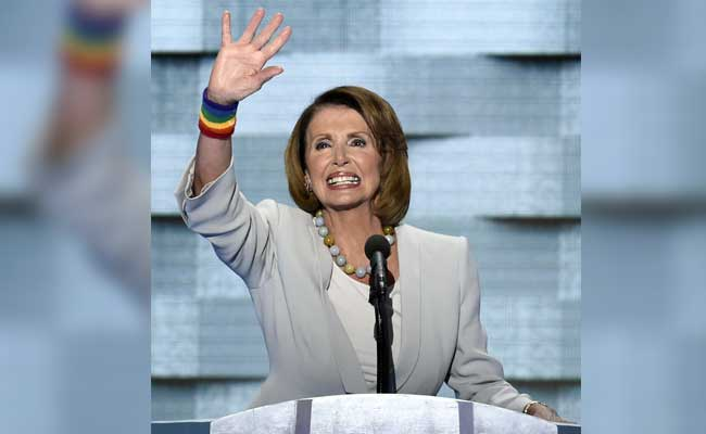 Nancy Pelosi Re-Elected To U.S. House Democratic Leadership Post