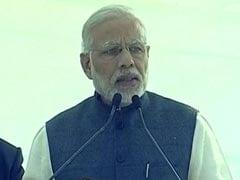 PM Narendra Modi Lays Foundation For 900-Km Char Dham Highway Project In Dehradun