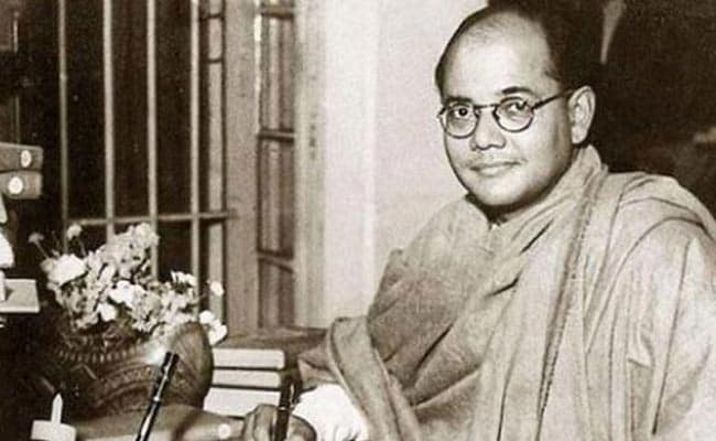 National Archives Told To Reply On RTI Seeking Details Of Netaji's Death