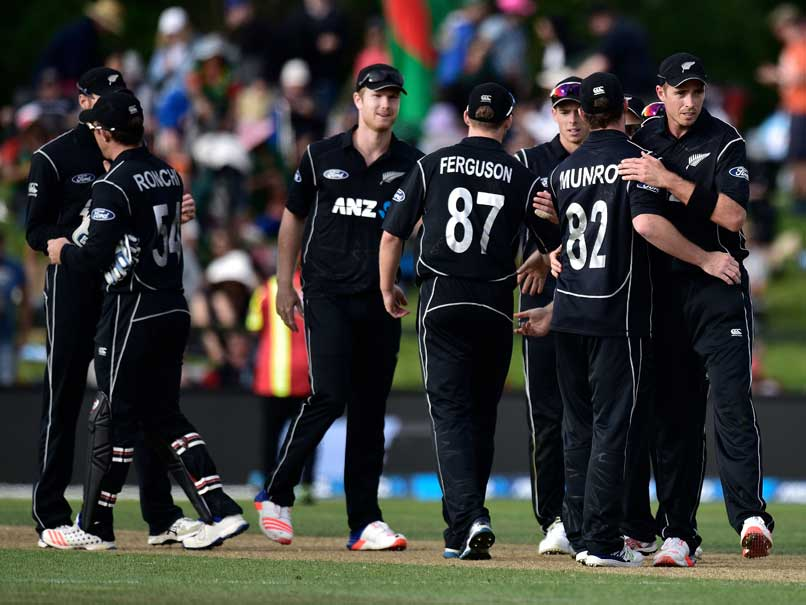 Tom Latham's Century Leads New Zealand to Easy Win Over Bangladesh