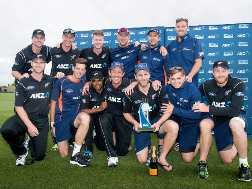 Kane Williamson, Neil Broom Sweep Series For New Zealand vs Bangladesh