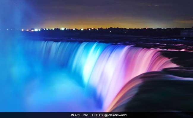 Niagara Falls Gets $4 Million Lighting Makeover, LED Brightens View