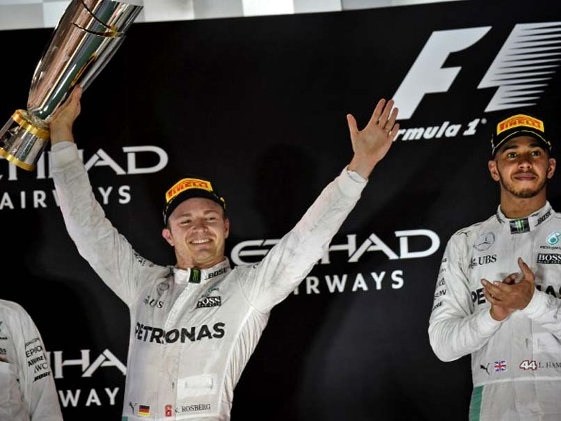 Lewis Hamilton Sad, Not Surprised by Nico Rosberg's Retirement