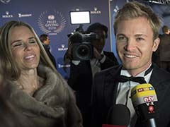 Nico Rosberg Receives Formula One World Championship Trophy, Says 'Mission Accomplished'