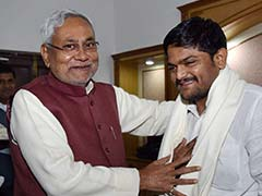 Nitish Kumar, In Change Of Plan, RSVPs. Can't Attend Hardik Patel's Rally