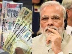 पीएम मोदी ने नोटबंदी को लेकर किए गए थे ये 5 दावे, अब लग रहे सवालिया निशान...