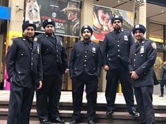 New York Police Department To Allow Sikhs To Wear Turbans, Grow Beards
