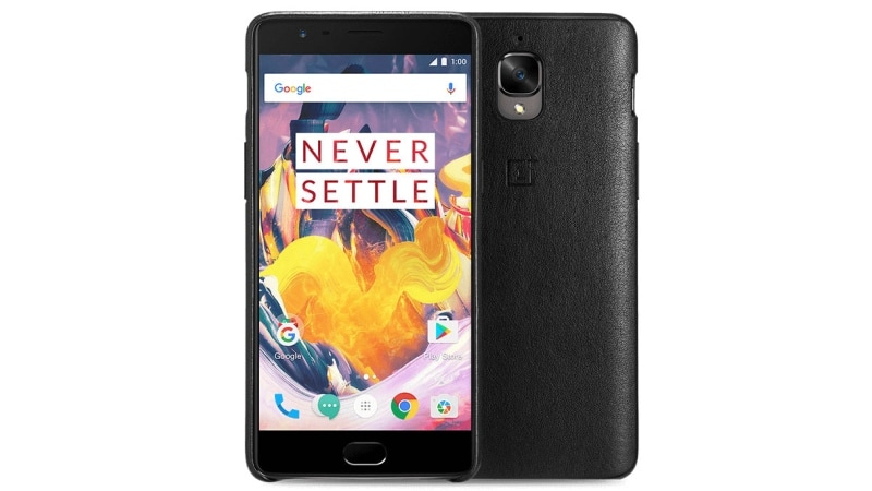 oneplus 3 and 3t leather case