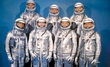 c82633ad1f33 All 'Original Seven' American Astronauts Now Dead